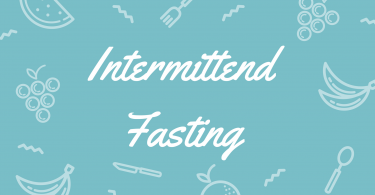 Intermittend Fasting
