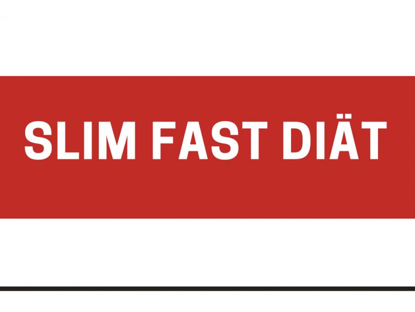 Slim Fast Diät